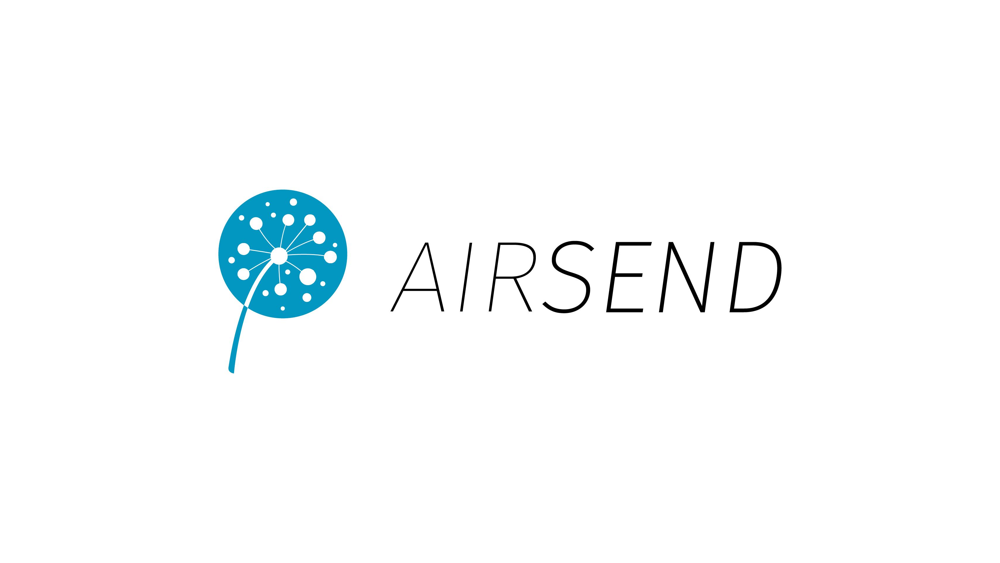AirSend logo