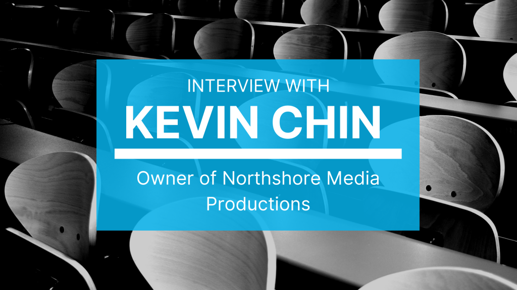 Kevin gives us an insider's view of what it is like to be a successful music and video producer.