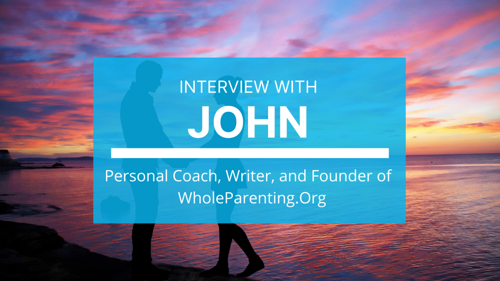 John discusses his journey to becoming a guide for those dealing with divorce and single parenthood.