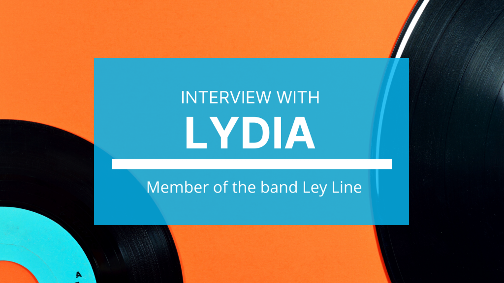 Lydia talks about the band's current activities, future plans, and worries about how the COVID-19 outbreak may affect upcoming festivals.