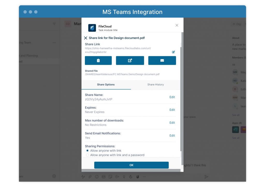 This image has an empty alt attribute; its file name is MS-Teams-Integration-Share-Options.png1_-1024x725.png
